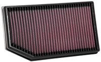 K&N Air Filter for the Jeep JL 2018 - Current