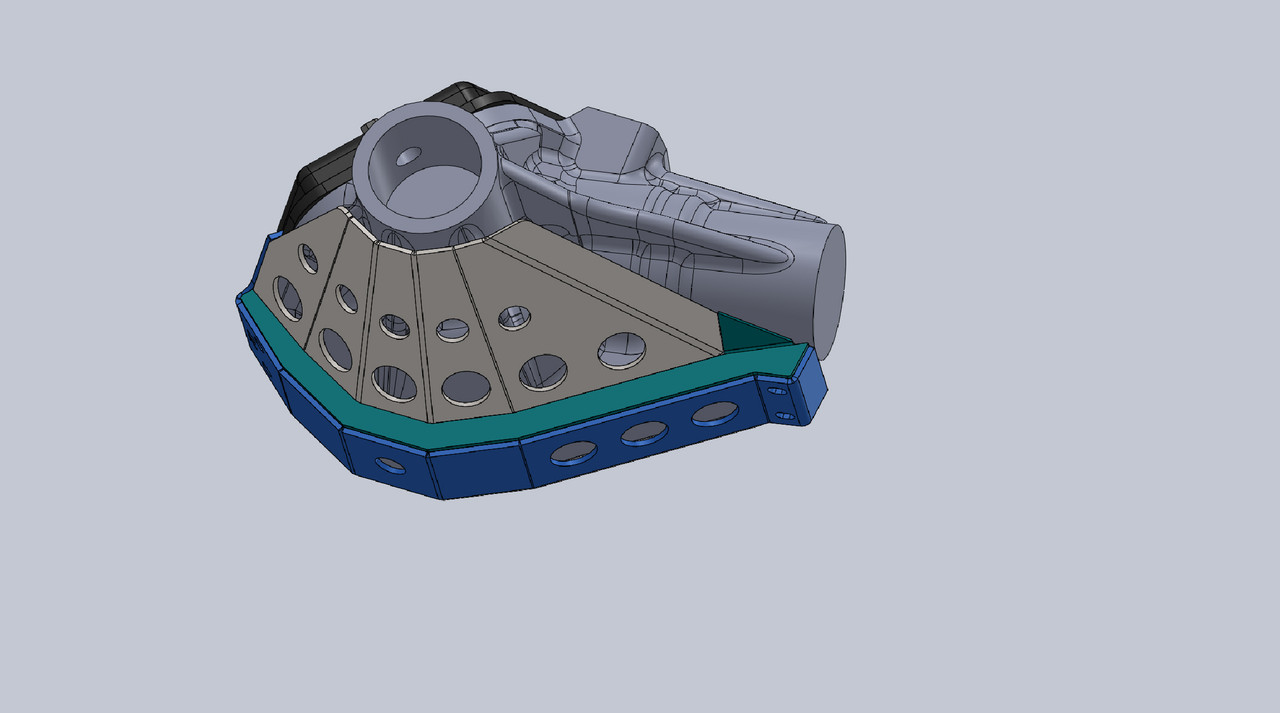 CAD designed to close tolerance