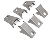BMT-2001 GenRight's Hi-Clearance Body Mounts for the Jeep TJ or LJ