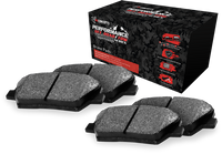 R1 Off Road Performance Front Brake pads for the Jeep JL Rubicon