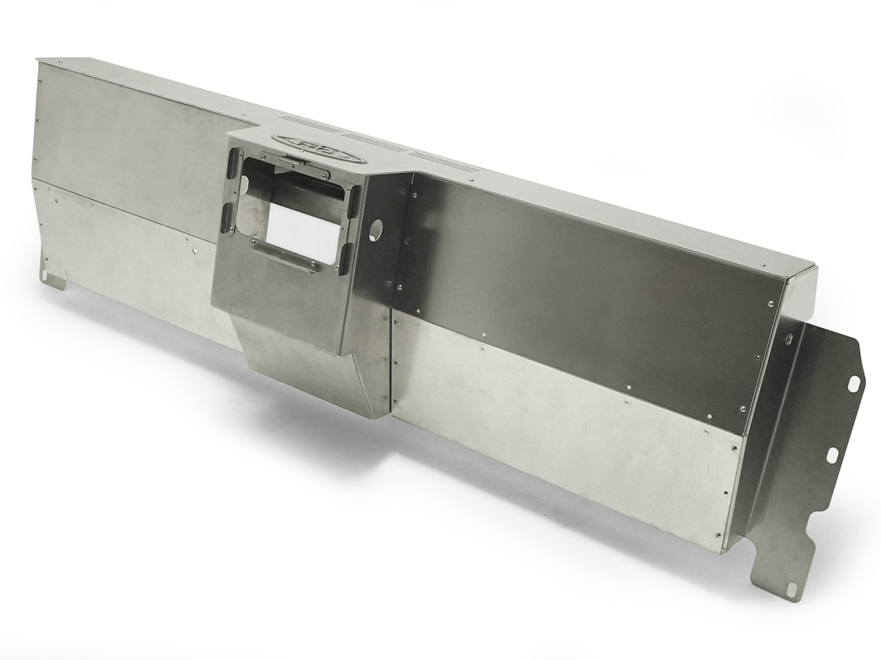 GenRight Aluminum Dash for the Jeep TJ & LJ