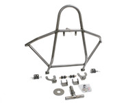 GenRight rear tire carrier for the Jeep Wrangler TJ