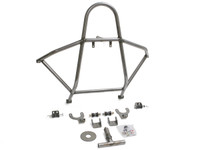 GenRight swing down tire carrier for the Jeep Wrangler YJ