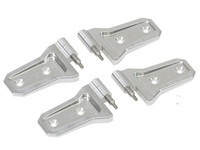 Billet Door Hinges for the Jeep JL