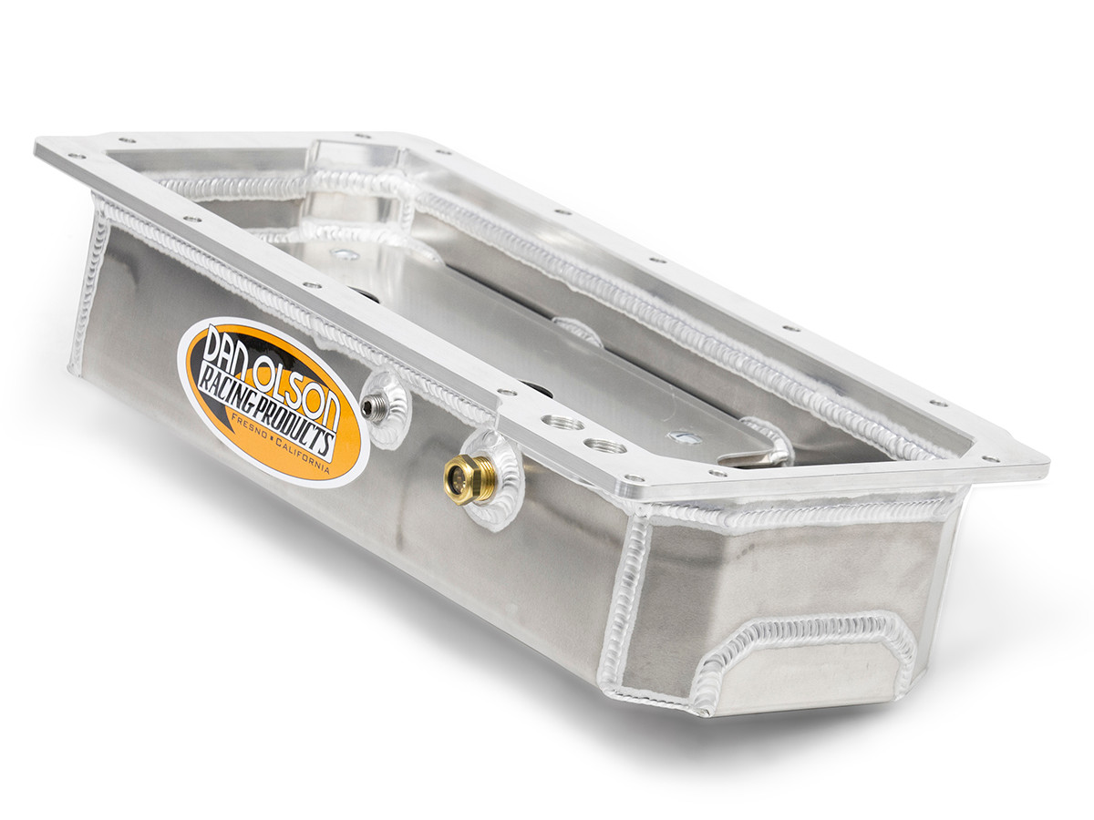 Optional High Clearance LS Engine Oil Pan
