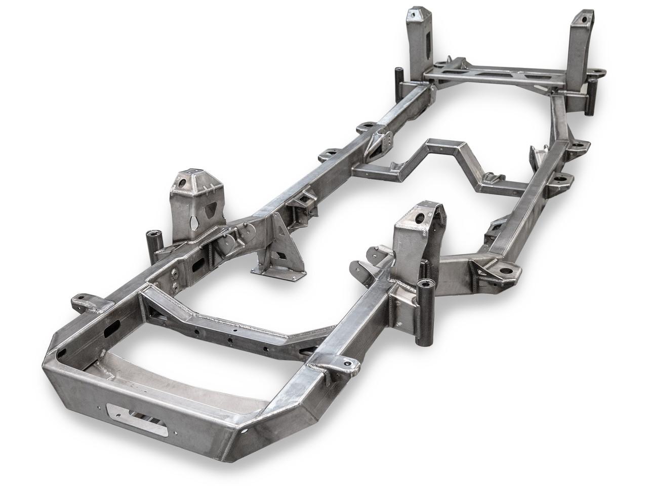 JK Elite Suspension System (Chassis Only)