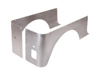 CJ-7 Corner Guard Set (Stretch) - Aluminum
