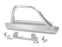 CJ Winch Guard Front Bumper - Aluminum