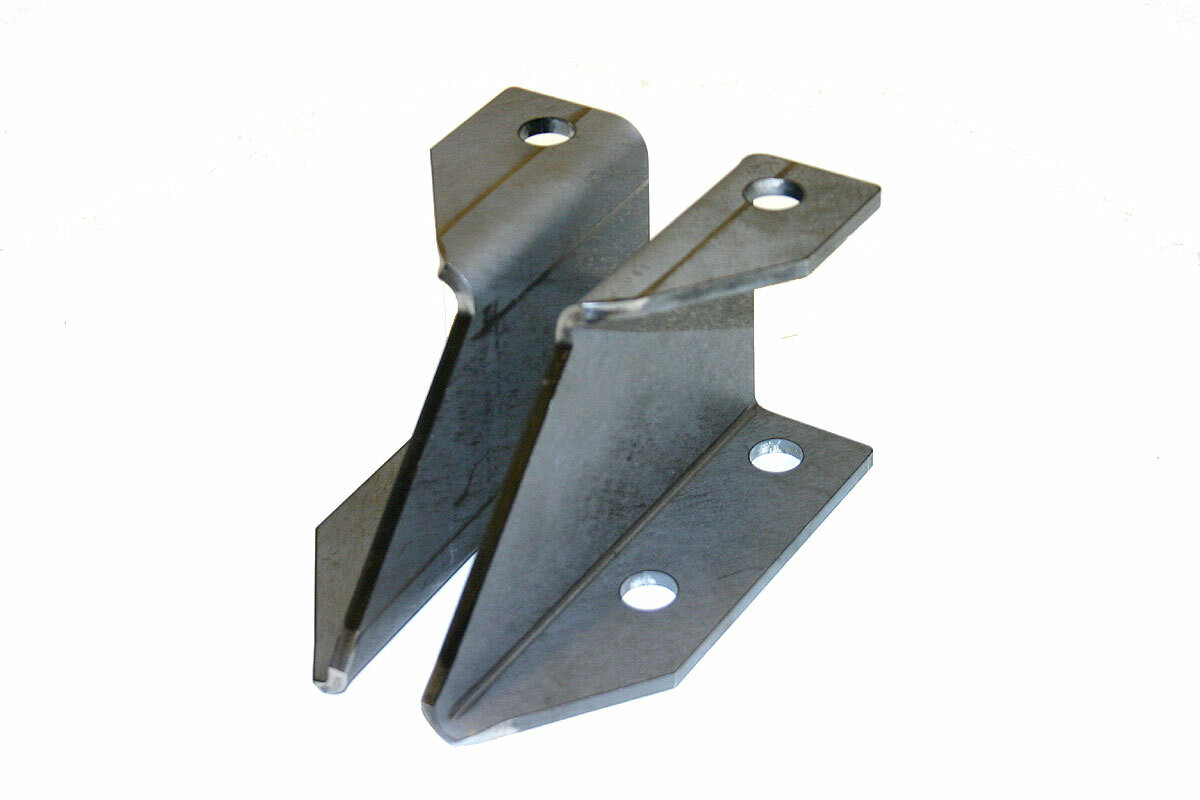 """Includes to new 1/4"""" thick weld-on frame mounts, FBB-5010"""