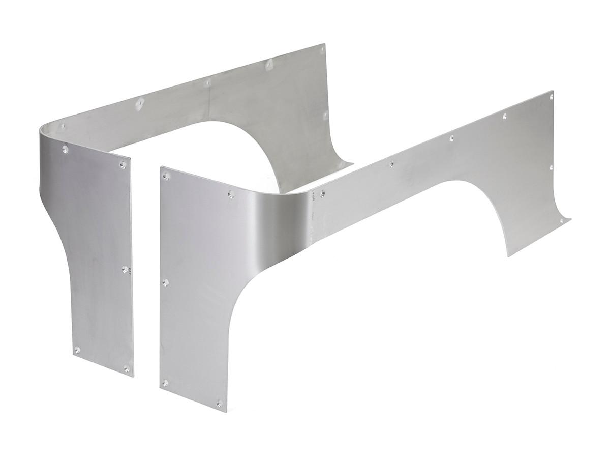 GenRight's Aluminum COMP Cut Corner Guards