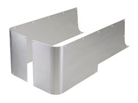 TJ/YJ/CJ-7 Corner Guard Blanks - Aluminum