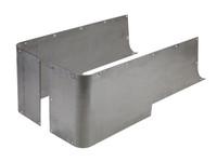 TJ/YJ/CJ-7 Corner Guard Blanks - Steel