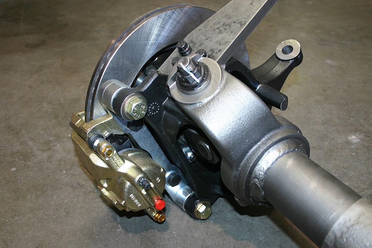 Oversized Brakes on all VXR60's