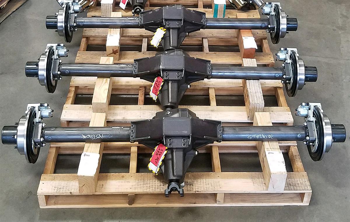 Currie Enterprises Rock Jock 70 Rear Axles in stock