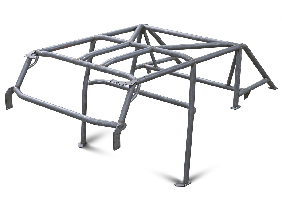 JK (4 Door) Full Roll Cage Kit Assembled (No options shown)