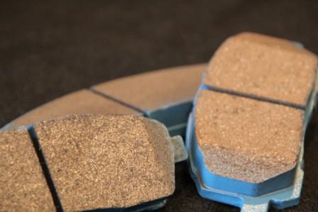 TBM Performance brake pads for the Jeep JK