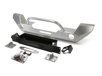 GenRight's Full Width Aluminum Front Bumper for the Jeep JK, FBB-8295