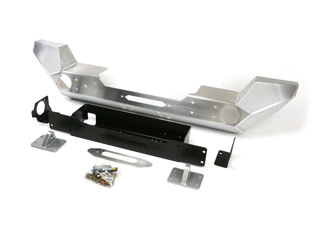 GenRight's Front Bumper for the Jeep JK, FBB-8090