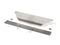 Winch Delete Plate for GenRight Bumpers, aluminum, FBB-6020