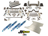 GenRight's JK Elite Coilover Suspension System