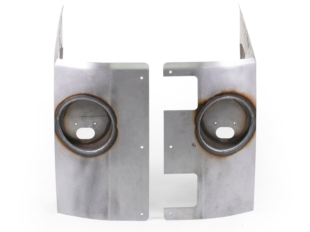 GenRight Full Length Corner Guards w/recessed tail lights