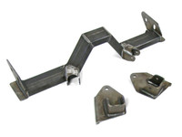 JK Elite Rear Frame Side Cross Member with Upper Link Mounts