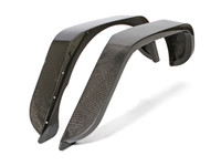 "JK 4"" Flare Rear Fenders - Carbon Fiber"