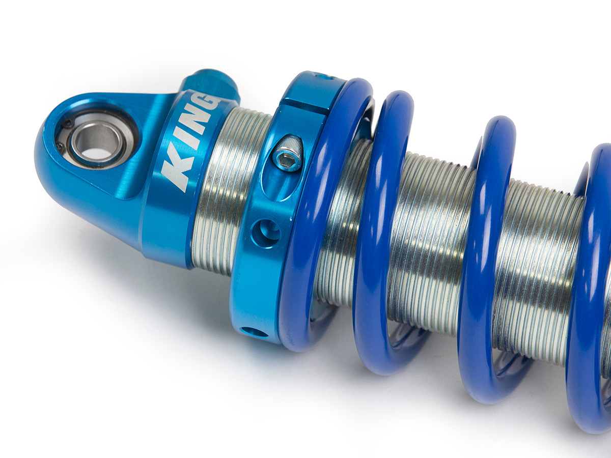 Single allen pinch bolt to release the preload collar.