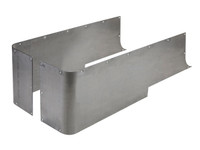 CNR-6000, GenRight's Steel Corner Guard Blanks for the Jeep LJ