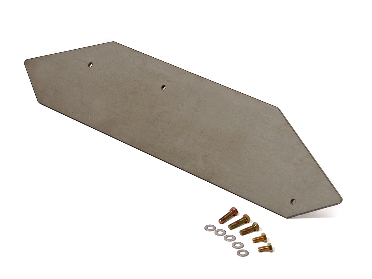 Gas Tank Adapter Plate for the Jeep LJ Unlimited