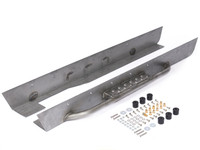 GenRight's Rocker Guards for the Jeep Unlimited (LJ), RCG6003