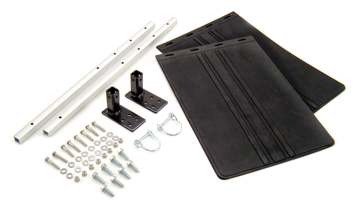 4808401 Removable Mud Flap Kit Parts
