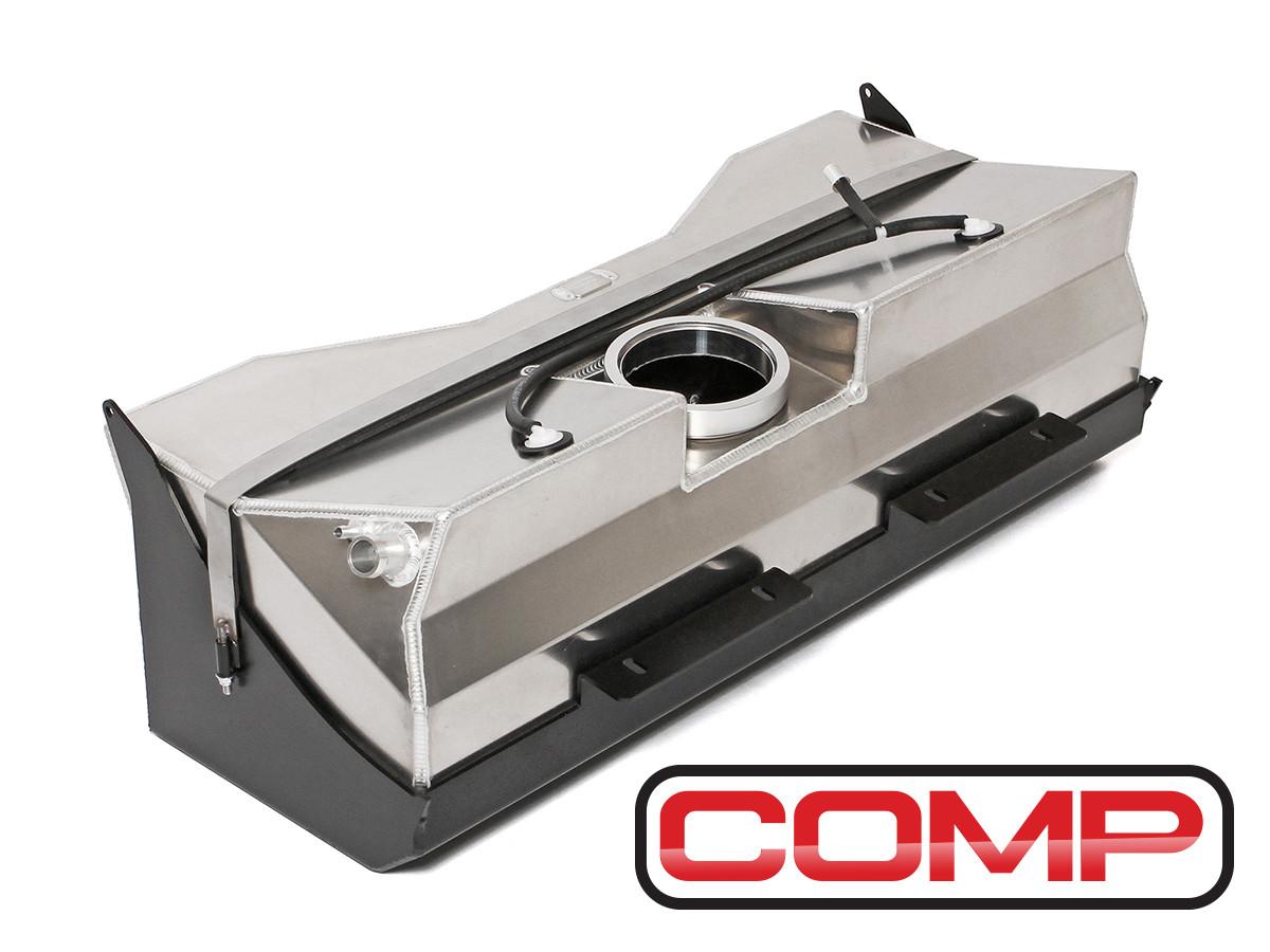 TJ/LJ Crawler™ COMP Gas Tank & Skid Plate (23 Gal)