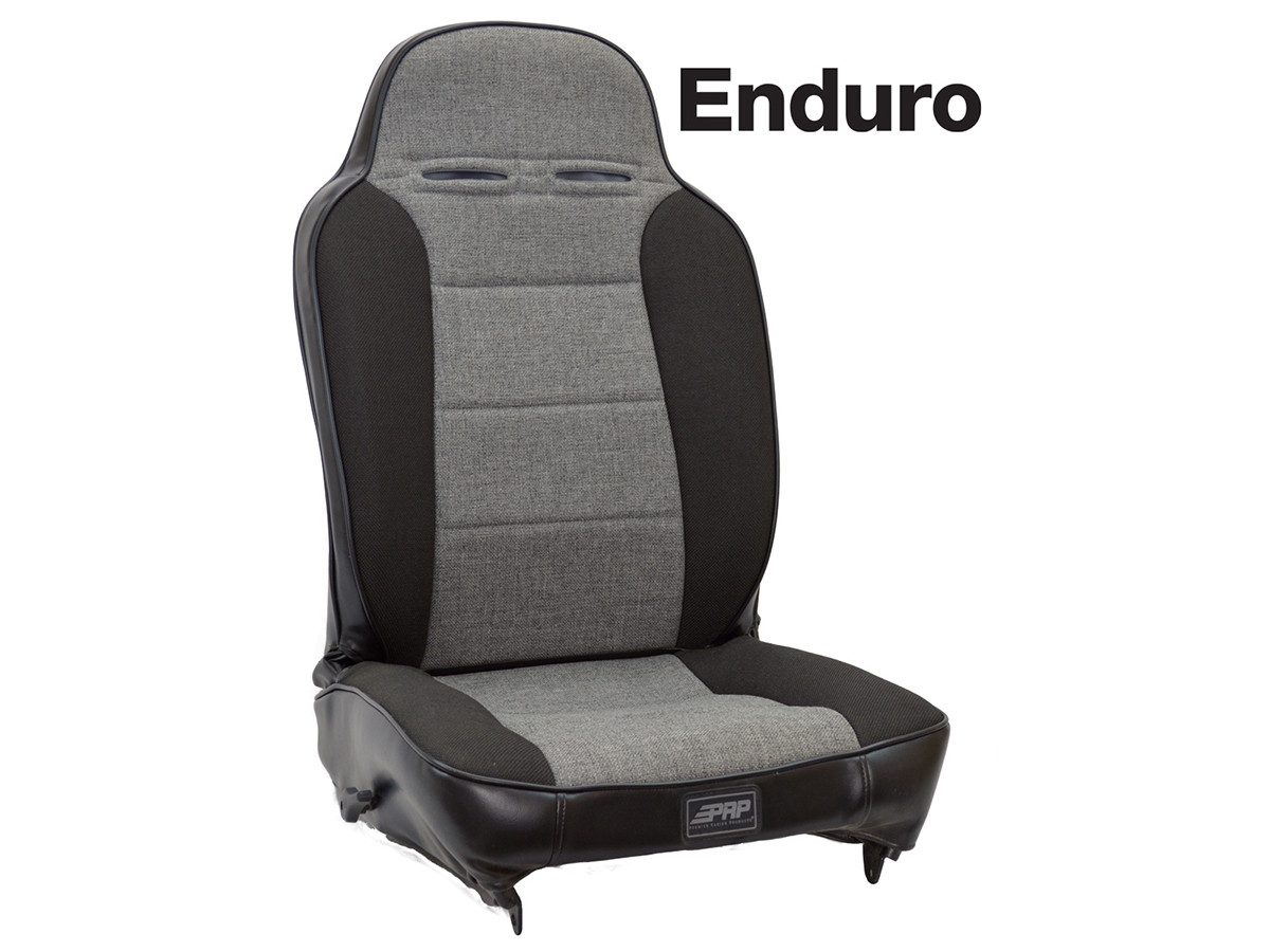 PRP Enduro or Daily Driver Seat
