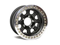 Raceline Monster Beadlock Wheel, BLK 17 x 9