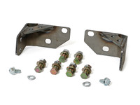 Rear Frame to Bumper Tie-In Bracket Kit