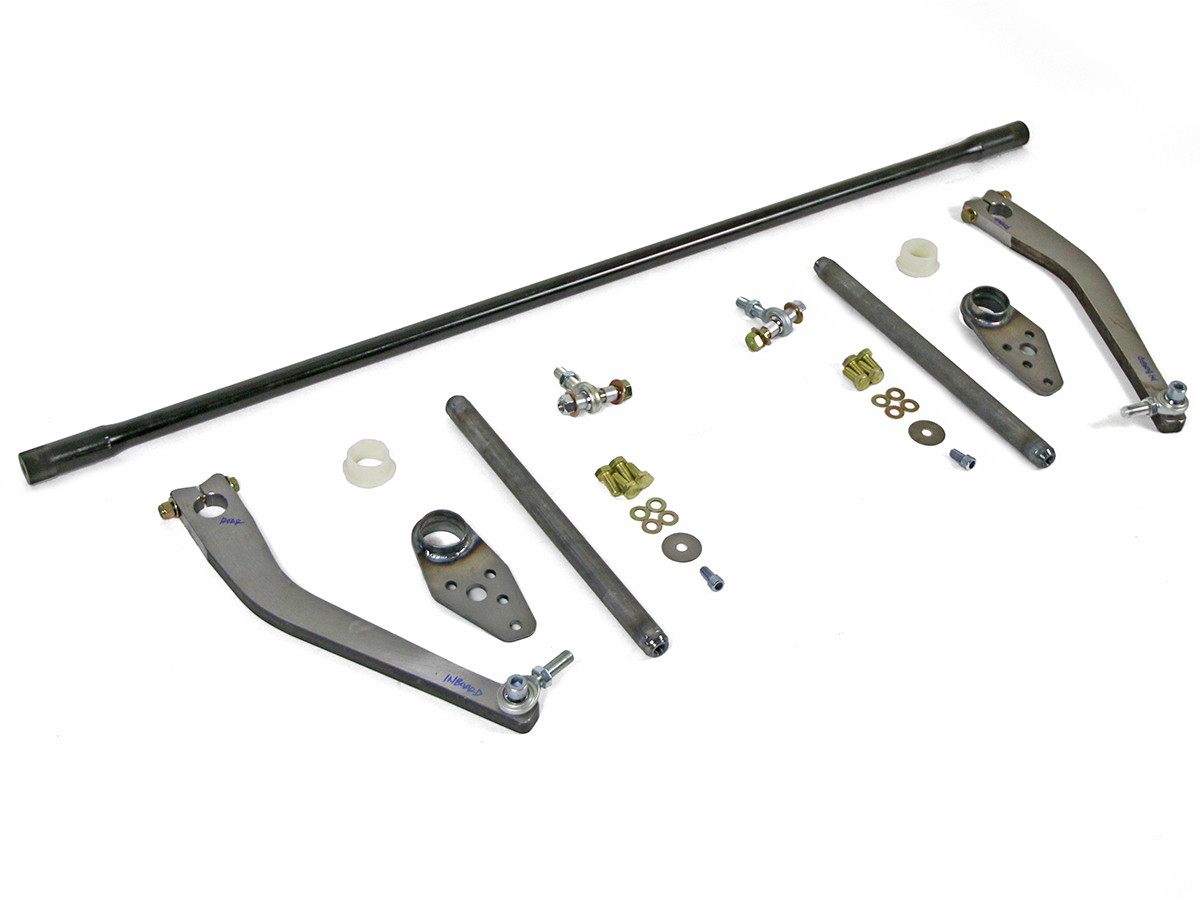 GenRight's Rear Sway Bar Kit for the Jeep Wrangler JKU (4 door)