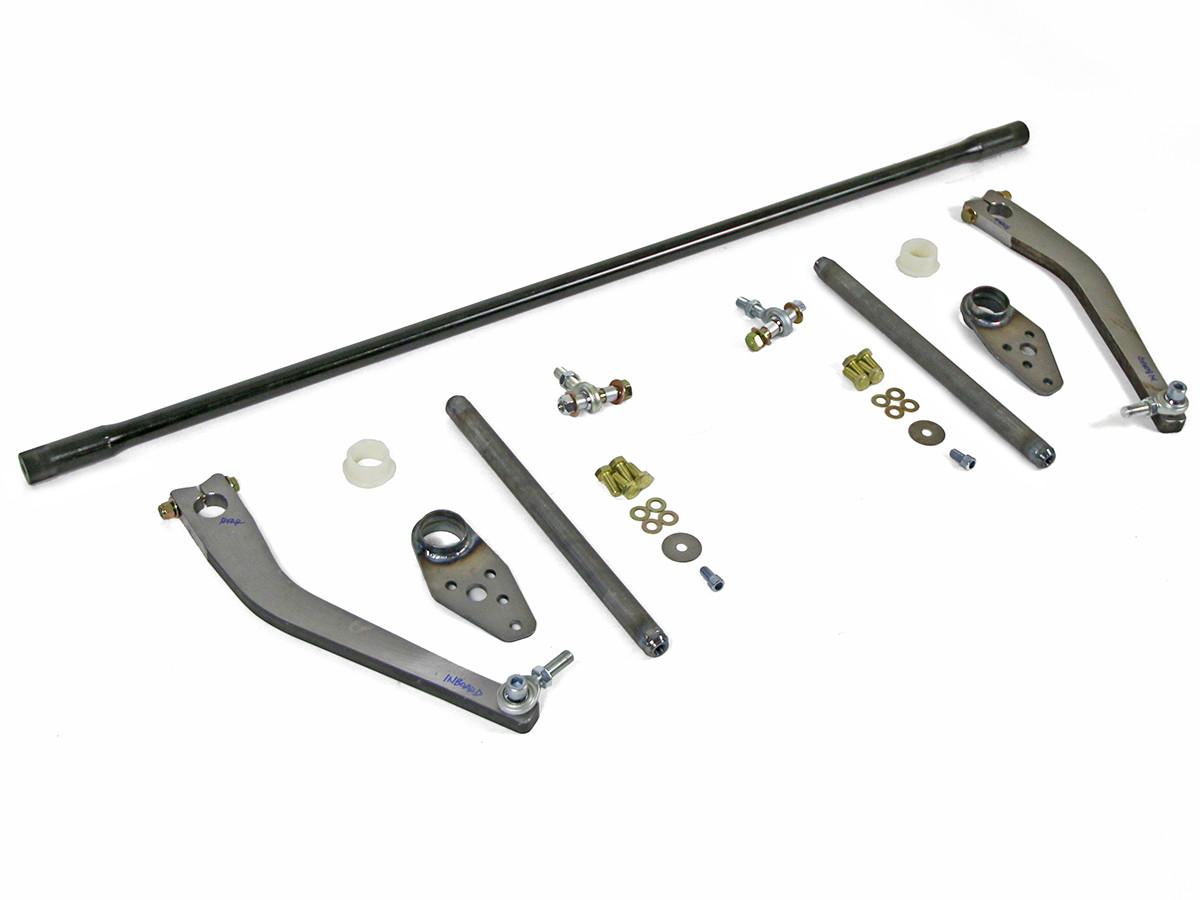 GenRight's Rear Sway Bar Kit for the Jeep Wrangler JKU (4 door)