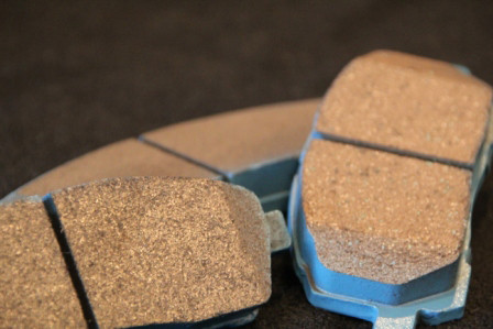 Special performance TBM brake pads