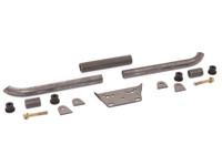 GenRight Off Road's Jeep Universal Transmission Crossmember Kit