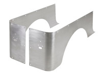 YJ Full Corner Guards (Standard) - Aluminum