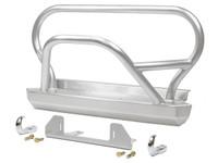 CJ Trail/Grill Guard Front Bumper - Aluminum