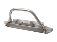 FBB-1205 Front Bumper with winch guard bar for the Jeep CJ7