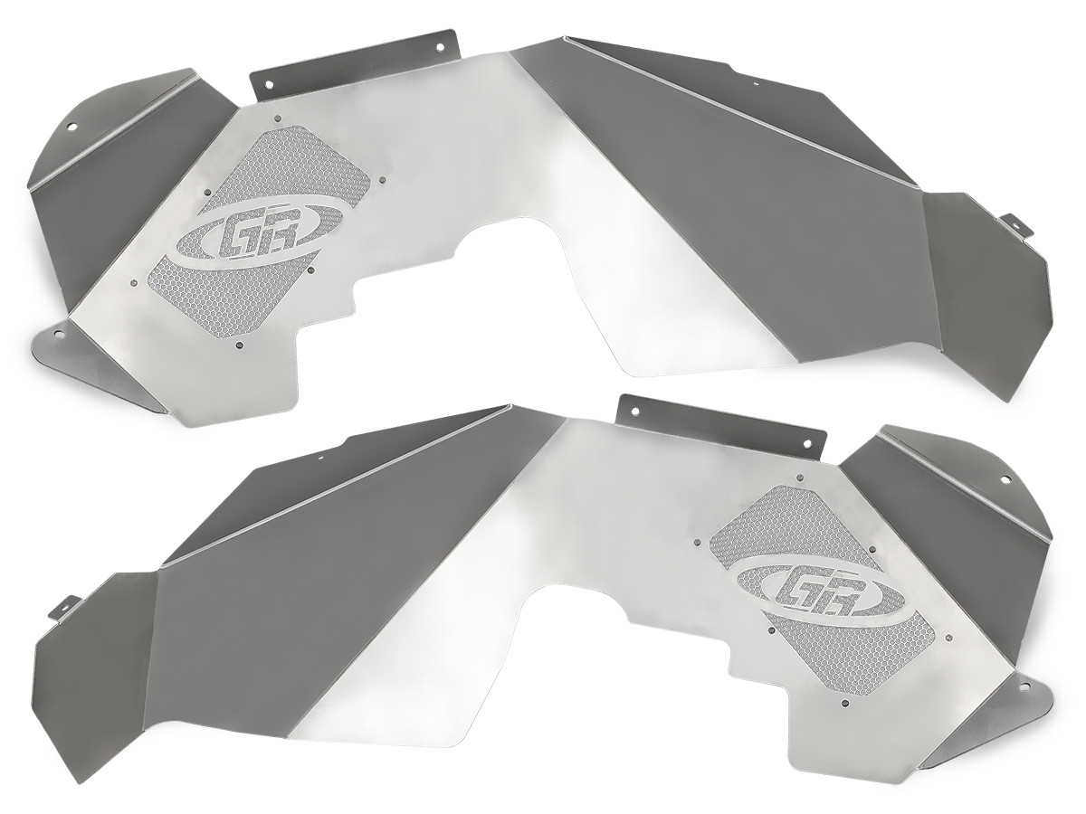 GenRight Off Road Front Inner Fenders for Jeep JK