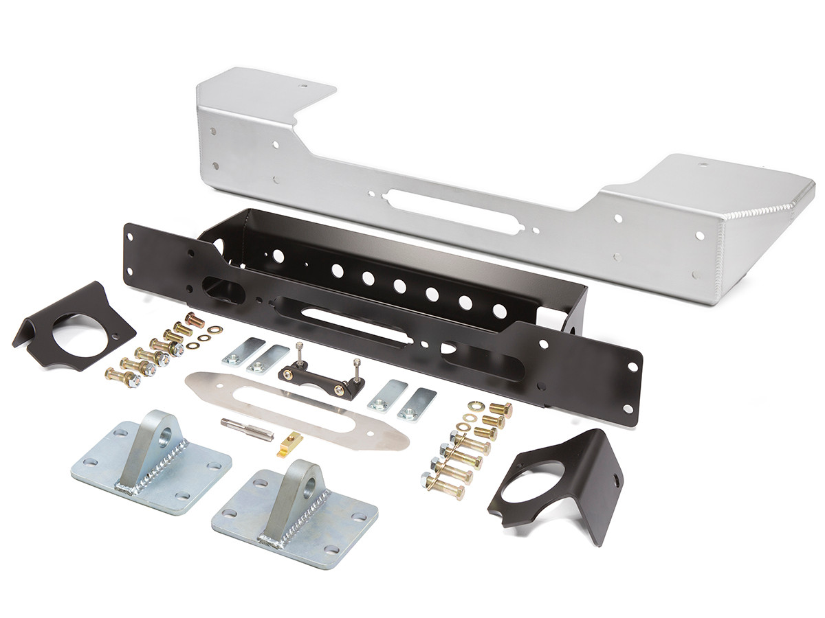 Ultra Clearance JK Stubby Front Bumper with Hardware