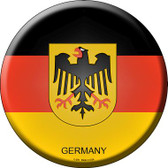 Germany Country Wholesale Novelty Metal Circular Sign