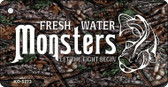 Fresh Water Monsters Wholesale Novelty Key Chain