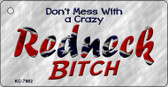 Dont Mess With Crazy Wholesale Novelty Key Chain