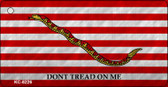 Dont Tread On Me Culpeper Wholesale Novelty Key Chain