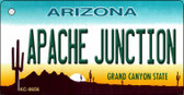 Apache Junction Arizona Background Wholesale Novelty Key Chain